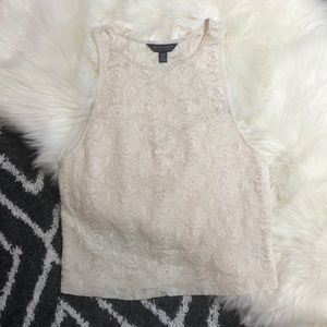 American Eagle soft & sexy lace crop top ✨
